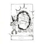 Inktober 2020 jour 13 - Dune