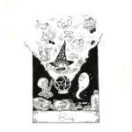 Inktober 2020 jour 25 - Buddy