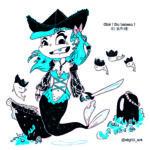 Mermay 2020 jour 30 - Pirate